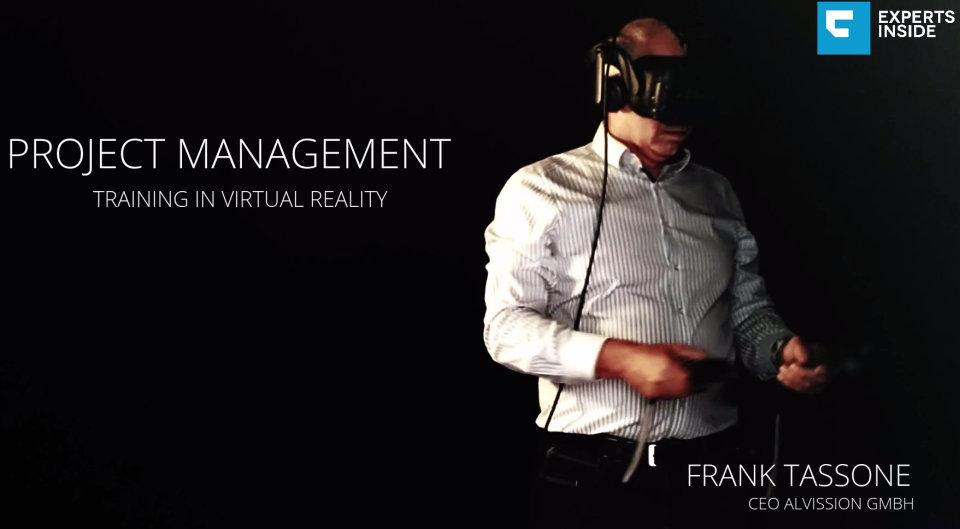 Alvission VR Project Management